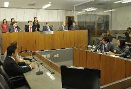 Comissão Extraordinária das Barragens - análise de proposições