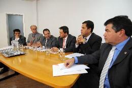 Comissão de Minas e Energia - visita à Amig