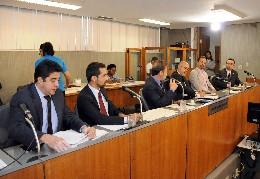 Comissão de Direitos Humanos - debate sobre supostas perseguições contra agentes da Polícia Federal