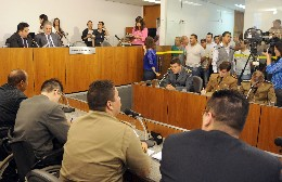 Policiais militares denunciam perseguições