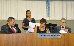 Comissão de Participação Popular - análise de proposições