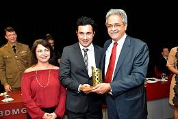 Entrega do Prêmio Mineiro de Direitos Humanos 2016