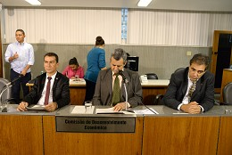 Comissão de Desenvolvimento Econômico - análise de proposições