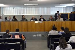 Comissão de Educação, Ciência e Tecnologia - entrega do diploma referente ao voto de congratulações com o 83º Grupo de Escoteiros Olave Saint-Clair