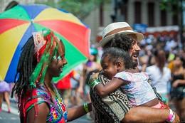 Mostra sobre Carnaval de BH chega à última semana