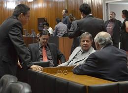 Reunião Ordinária - tarde - análise de proposições