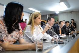 Comissão de Educação, Ciência e Tecnologia - eleição de presidente e vice