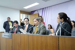 Comissão de Cultura - eleição de presidente e vice