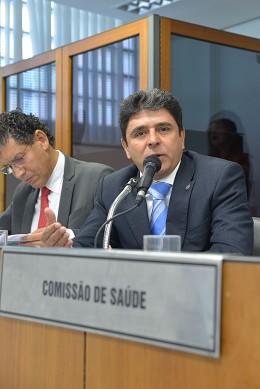 Comissão de Saúde - eleição de presidente e vice