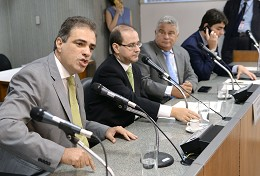 Comissão de Fiscalização Financeira e Orçamentária - eleição de presidente e vice