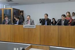 Comissão de Segurança Pública - eleição de presidente e vice