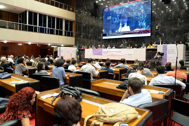 Reforma trabalhista é alvo de críticas em debate na ALMG