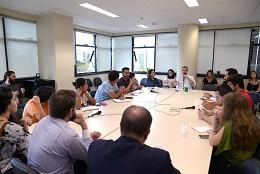 Reunião preparatória - Fórum Técnico Jovens nas Gerais: Construindo o Plano Estadual das Juventudes