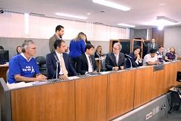 Comissão de Defesa dos Direitos da Pessoa com Deficiência - debate sobre o autismo