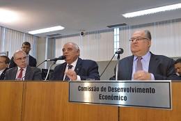 Comissão de Desenvolvimento Econômico - debate sobre a retomada de voos no Aeroporto da Pampulha