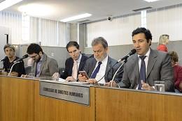 Comissão de Direitos Humanos - debate sobre denúncias envolvendo a Mineradora Anglo American