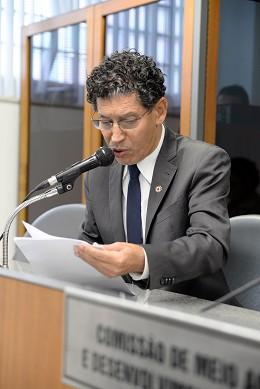 Comissão de Meio Ambiente - debate sobre a Represa Várzea das Flores