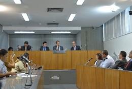 Comissão de Direitos Humanos - debate sobre pedido de reintegração de posse em loteamento de Pedro Leopoldo
