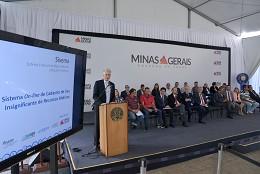 Cerimônia de Lançamento do Sistema Online de Cadastro de Pequenos Usos da Água do Instituto Mineiro de Gestão de Águas - Igam