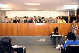 Comissão de Saúde - apresentação de relatório do SUS
