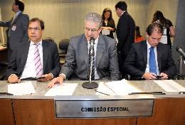 Comissão Especial de Veto Total à Proposição de Lei nº 22.287 - eleição de presidente e vice