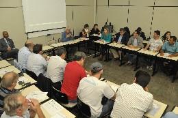 Reunião Preparatória - Seminário Legislativo das Águas