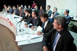 Comissões de Turismo, Indústria, Comércio e Cooperativismo, de Política Agropecuária e Agroindustrial e de Minas e Energia - debate sobre a construção de gasoduto de Betim ao Triângulo Mineiro