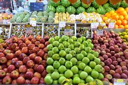 Na Capital, frutas ficaram mais em conta em julho - Arquivo/ALMG