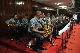 Reunião Especial - homenagem ao Corpo de Bombeiros de Minas Gerais