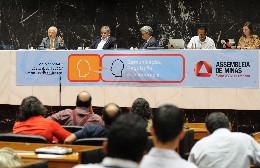 Ciclo de Debates - Comunicação, Regulação e Democracia
