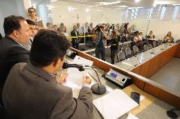Comissão de Segurança Pública - debate sobre as dificuldades da perícia médico-legal em Mariana