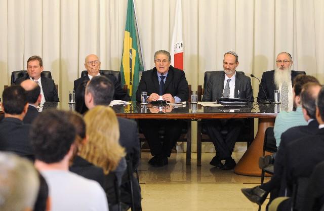 Comissão de Segurança Pública ouviu o juiz Mário Klein sobre o trabalho desenvolvido na Corte de Tel Aviv