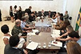 Reunião do Conselho da Medalha da Inconfidência