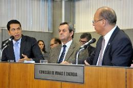 Comissão de Minas e Energia - debate sobre o Novo Marco Regulatório do Setor Mineral