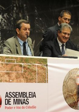 Ciclo de Debates Muda Futebol Brasileiro - Desafios de uma Renovação (tarde)