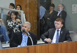 Comissão de Minas e Energia - debate sobre a construção de pequenas e médias barragens pela Ruralminas
