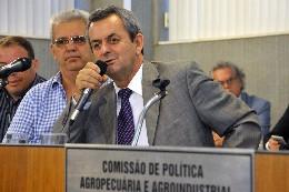 Comissão de Política Agropecuária e Agroindustrial - debate sobre a fruticultura no Estado