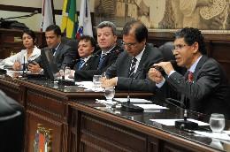 Comissão de Esporte, Lazer e Juventude - debate sobre o desenvolvimento do esporte em Uberaba e região