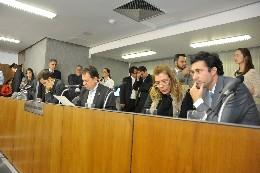 Comissão de Constituição e Justiça - análise de proposições (reunião das 18:20)
