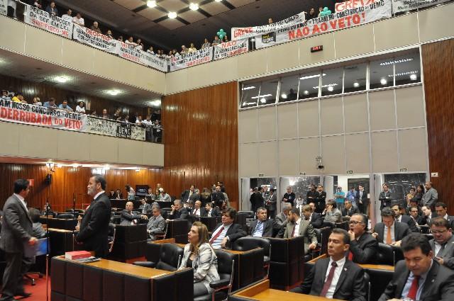 O PL 3.503/16 foi aprovado pela ALMG em reunião de Plenário do último dia 5 de julho - Arquivo/ALMG