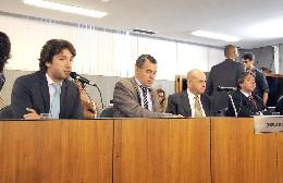 Comissão de Saúde - debate sobre o Hospital Risoleta Neves