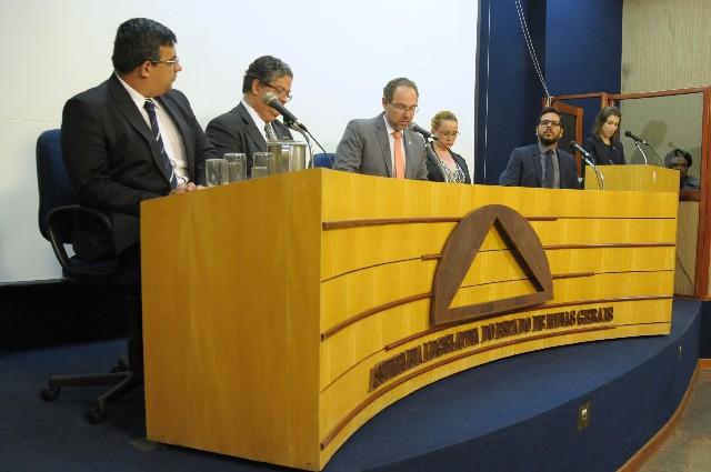 O Congresso Mineiro de Direito Eleitoral teve mais de 240 inscritos