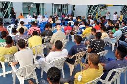 Comissão de Direitos Humanos - visita à Apac de Sete Lagoas