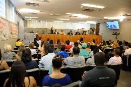 Comissão de Direitos Humanos - debate sobre os antigos barraqueiros do Mineirão