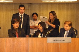 Comissão Especial - indicação para o cargo de presidente da Fundação Helena Antipoff