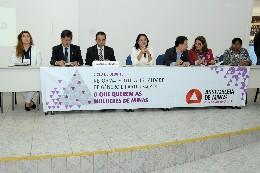 Ciclo de Debates: Reforma Política, Igualdade de Gênero e Participação: o que querem as mulheres de Minas - Regionalização Uberlândia  (manhã)