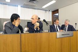 Comissão especial - parecer sobre o veto total à Proposição de Lei nº 23.188