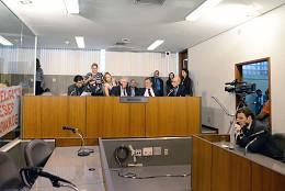 Comissão especial - parecer sobre o veto parcial à Proposição de Lei nº 23.125