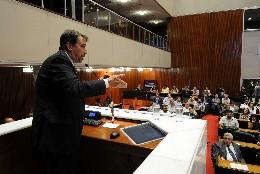 O ministro Gilberto Occhi afirmou que Minas Gerais é o Estado que conta com o maior número de ações para a revitalização do Rio São Francisco