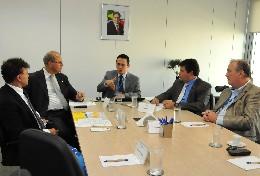Comissão de Minas e Energia - visita à Gasmig